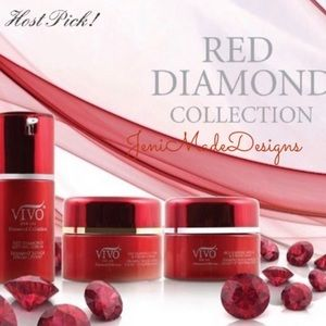 Vivo Per Lei Red Diamond Lifting Serum